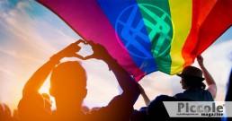 Bandiere LGBT: design, colori e significati diversi!