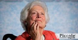 Barbara Bush: l'ex First Lady a 90 anni cambiò idea sulle trans!