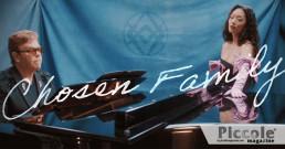 'Chosen Family' il nuovo duetto LGBT di Elton John e Rina Sawayama