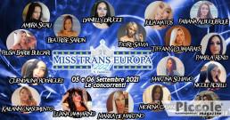 Miss Trans Europa 2021: vota la tua concorrente preferita!