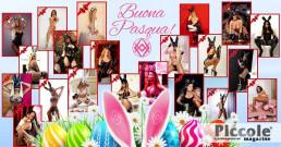 Buona Pasqua dalle Sexy Conigliette e Piccole Trasgressioni