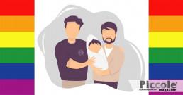Famiglie arcobaleno: le coppie di papà famosi