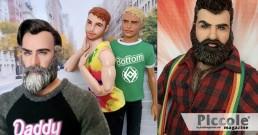 Cyguy celebra la comunità LGBT con le nuove bambole queer!