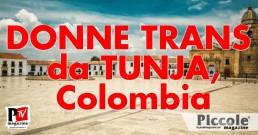 DONNE TRANS DA TUNJA, COLOMBIA