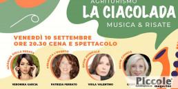 Agriturismo La Ciacolada: un evento ricco di musica e risate con la madrina Veronika Havenna