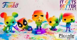 Funko POP! in arrivo le nuove figure arcobaleno!