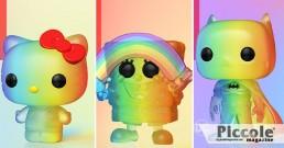 FUNKO sopporta l'orgoglio LGBT+!
