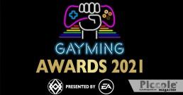 Gayming Awards: nasce il primo premio LGBT+ dei videogiochi