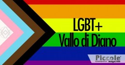 Dorian Gonnella e il gruppo Facebook LGBT+ Vallo di Diano!