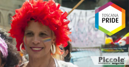 L'intervento di Regina Satariano al PinkRot Arcigay Pisa 2021