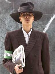 Kai-Isaiah Jamal, il primo modello transgender per Louis Vuitton