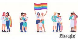 Italia: serve una legge per riconoscere e tutelare I figli delle coppie gay!