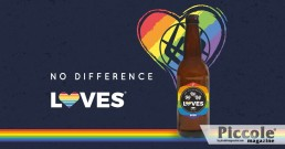 Loves Beer: una birra per brindare all'amore senza differenze!