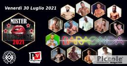 Mister Borderline 2021: ecco i concorrenti