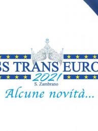 Miss Trans Europa 2021: Stefania Zambrano svela alcune novità!