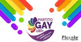 Diritti LGBT+: nasce il Partito Gay!