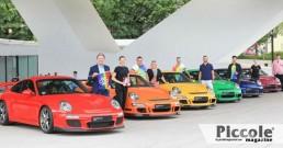 Pride di Berlino: a difendere la diversità anche la Porsche