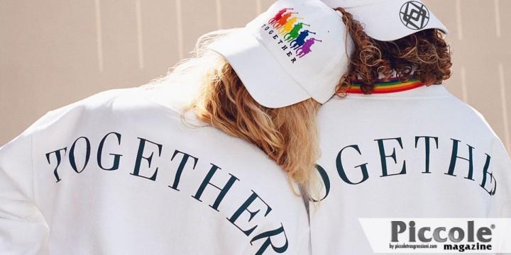 La nuova Capsule LGBT+ di Ralph Lauren