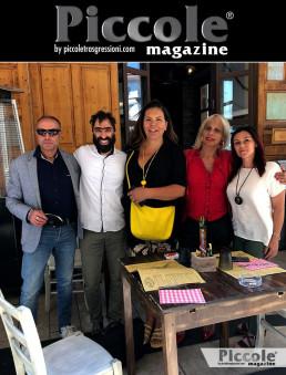 REGINA SARIANO: un incontro per l'apertura della nuova sede del Consultorio Trasgenere in Abruzzo