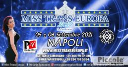 Miss Trans Europa 2021: Stefania Zambrano rivela alcuni dettagli