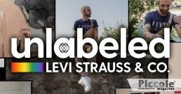 'Unlabeled' la capsule LGBT+ di Levi's