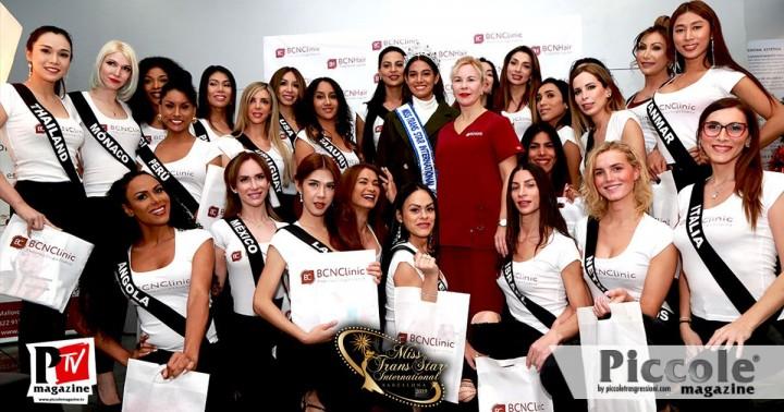 """Olga Garcia: """"Tecnologia all'avanguardia a favore della bellezza alla BCN Clinic di Barcellona"""""""