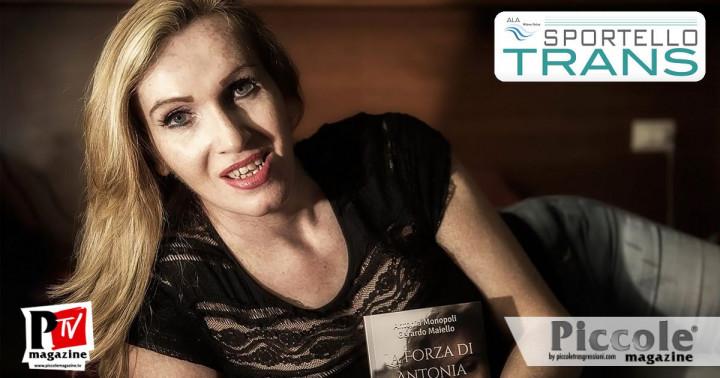 Intervista ad Antonia Monopoli dello Sportello Trans ALA ONLUS di Milano