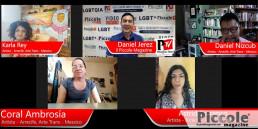 Intervista ad ARRECIFE Arte Trans: la seconda edizione dal Messico al mondo intero - gruppo 2