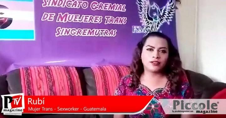 """Intervista a Rubí: """"Sono una ragazza trans immigrante del Guatemala"""""""