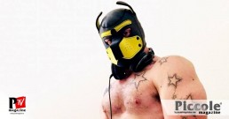 Intervista a Simone Bellintani, un Hot Musclepup Dominante