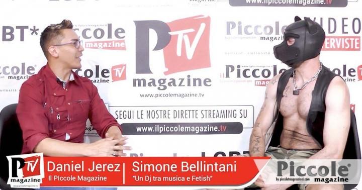 """Intervista a Simone Bellintani """"Un Dj tra musica e Fetish"""""""