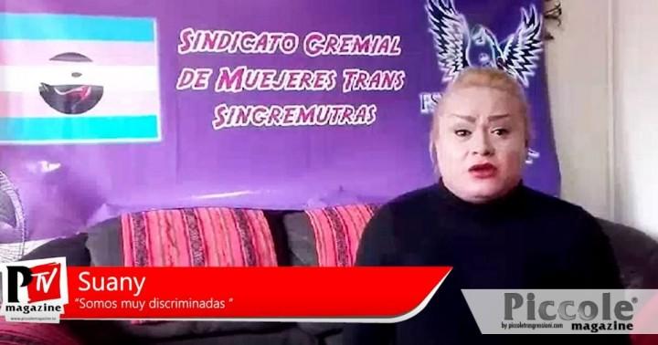 """Intervista a Suany: """"Abbiamo un grande bisogno"""""""