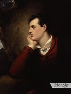 URANO nei segni Lord Byron