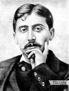 URANO nei segni Marcel Proust
