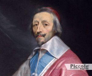 GIOVE nei segni di Terra e Aria Richelieu