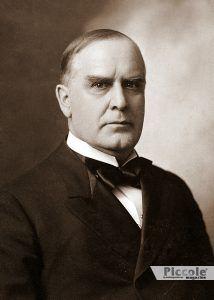 GIOVE nei segni di Terra e Aria W. McKinley