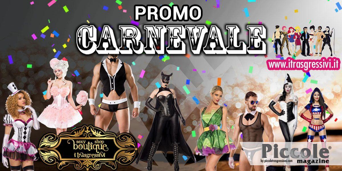 Vinci la fantastica cover di Carnevale!