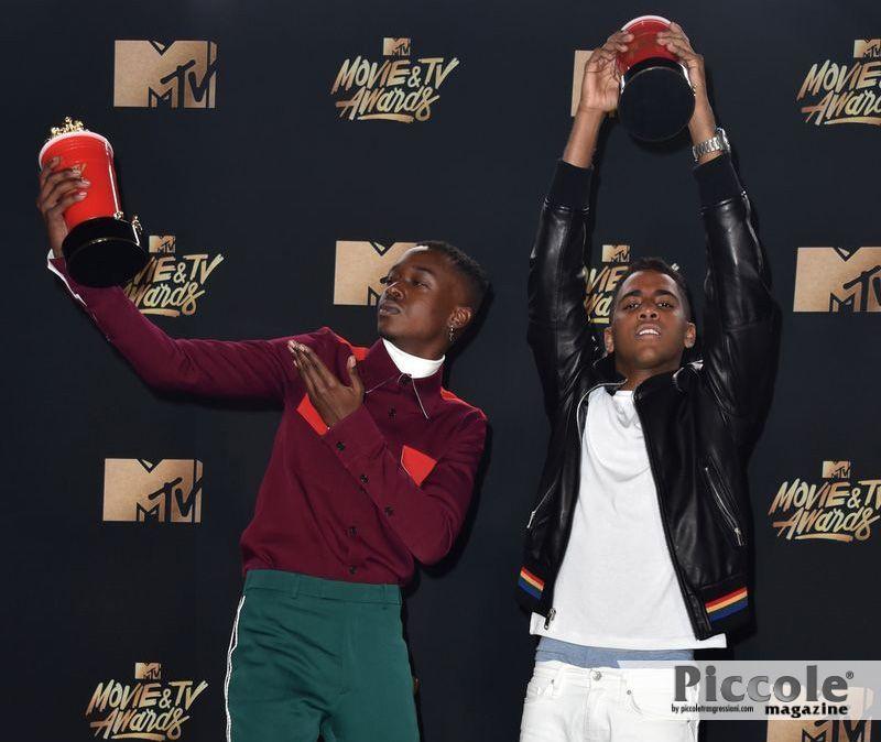 MTV Awards: il bacio gay in Moonlight è il migliore!