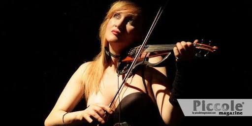 H.E.R., la prima violinista trans italiana, in concerto