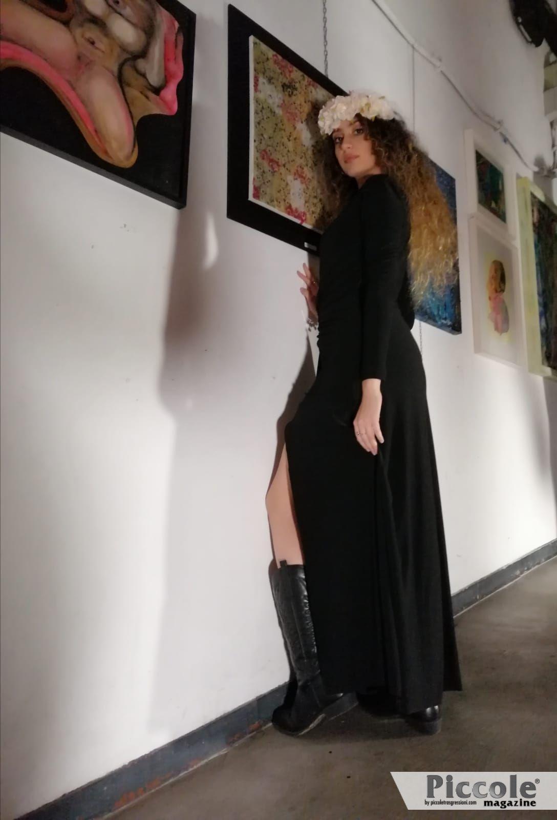 Intervista a Emerald, in gara a Miss Rome Queen