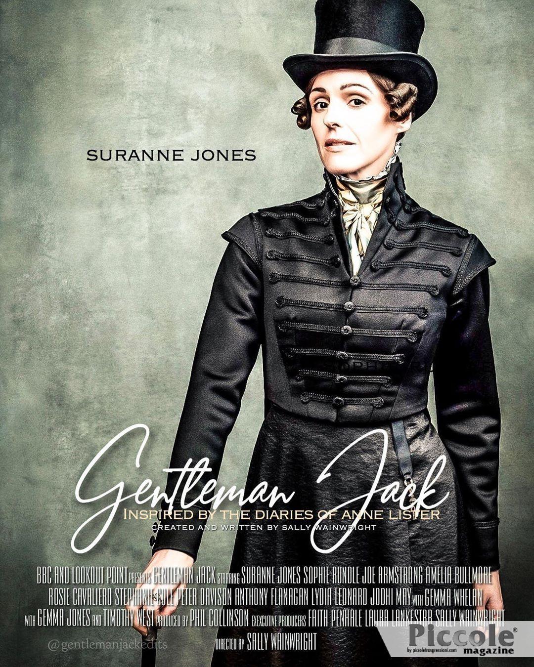Gentleman Jack: la serie tv sulla prima lesbica moderna!