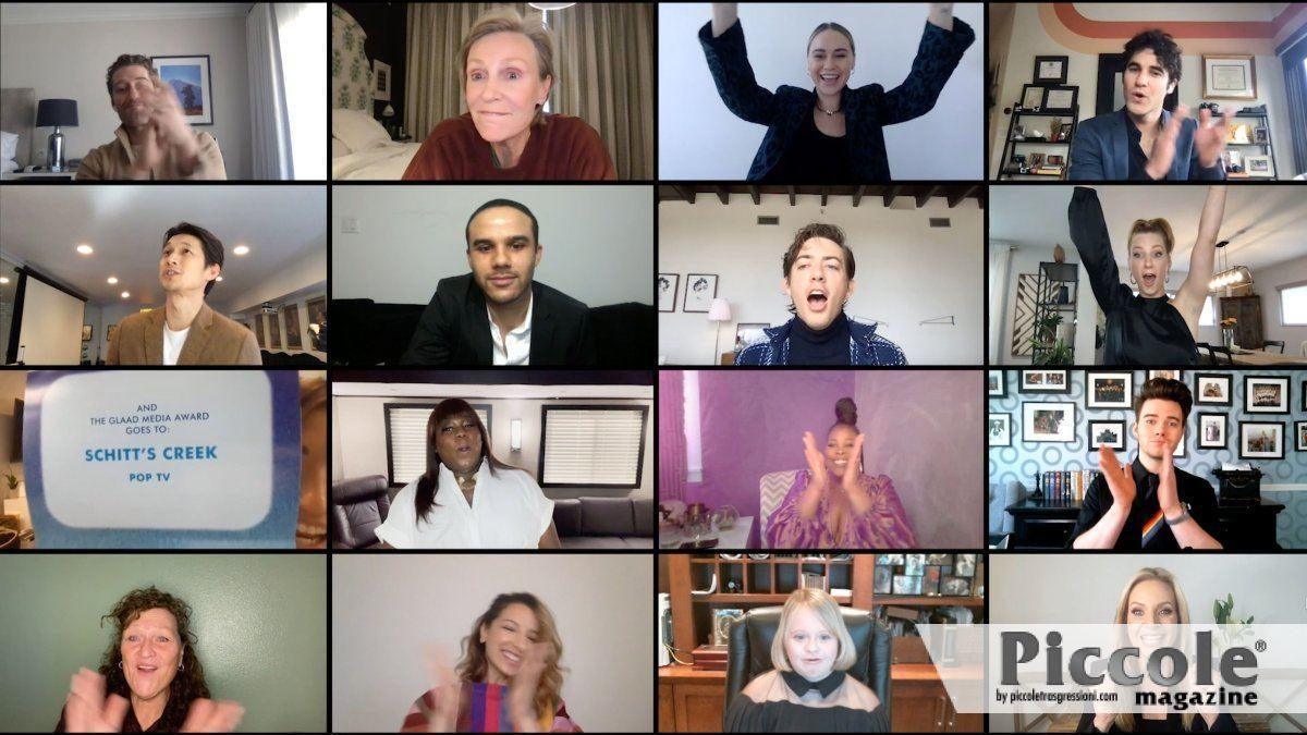GLAAD Media Awards 2021: i vincitori