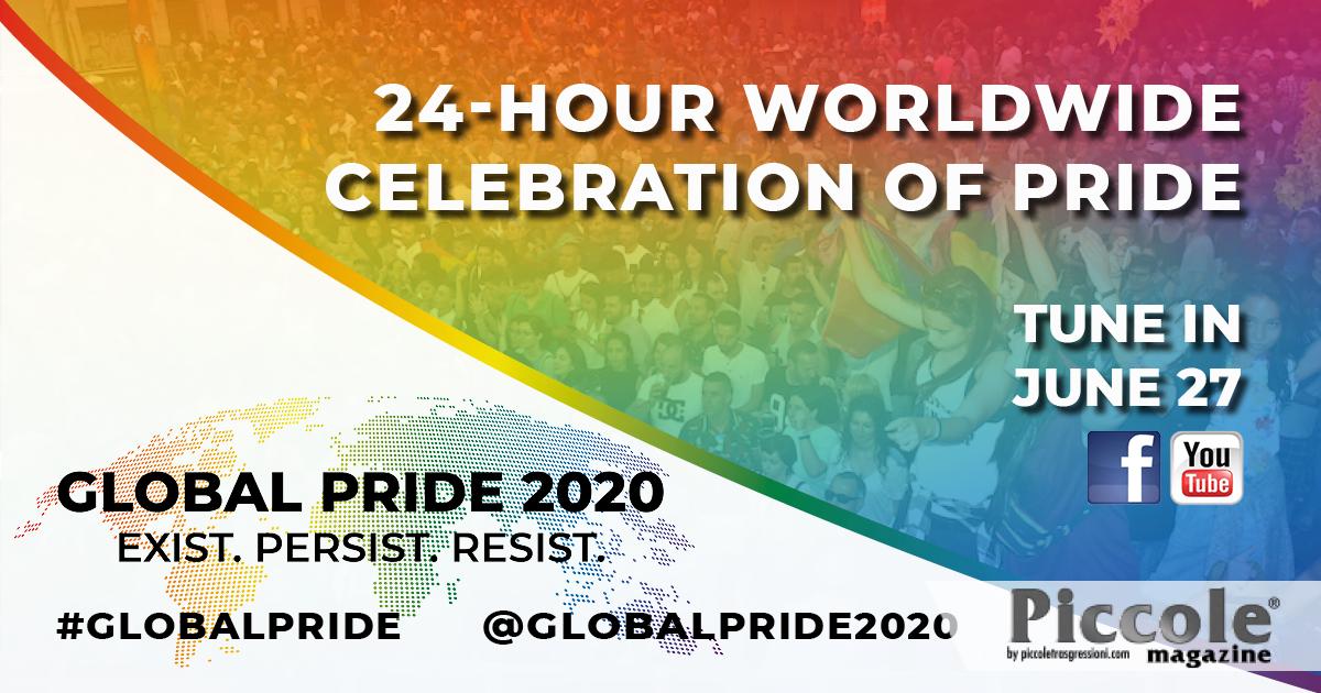 Global Pride 2020: sventola anche tu la bandiera LGBT+!