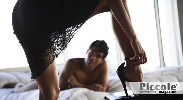 Incontri online - Storia Erotica de Il Piccole Magazine