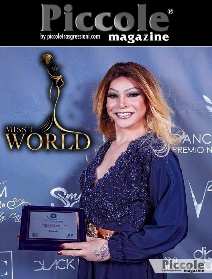Intervista a Brenda Di Ponde, direttrice di Miss T World 2020