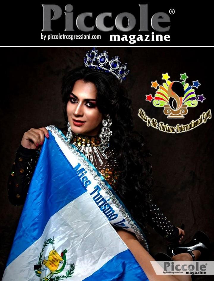 Intervista a Fernanda España, Miss Turismo Gay International 2019