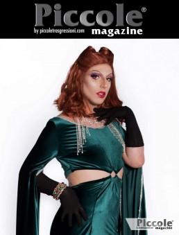 Intervista a Ophelia Rose, in gara a Miss Rome Queen