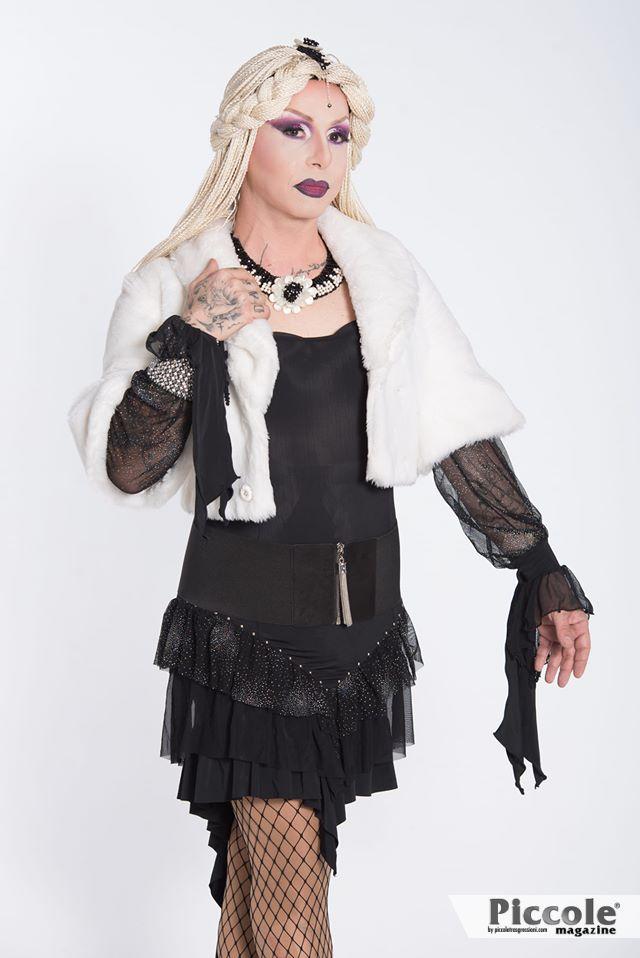 Intervista a La Marchesa De Porta Furba, concorrente a Miss Rome Queen