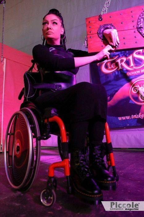 Intervista a Marie Léa Kinka, nominata agli EroAward