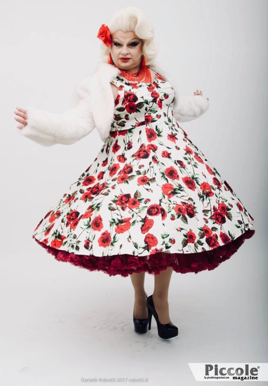 Intervista a Milonga: 'sono nata Drag Queen!'